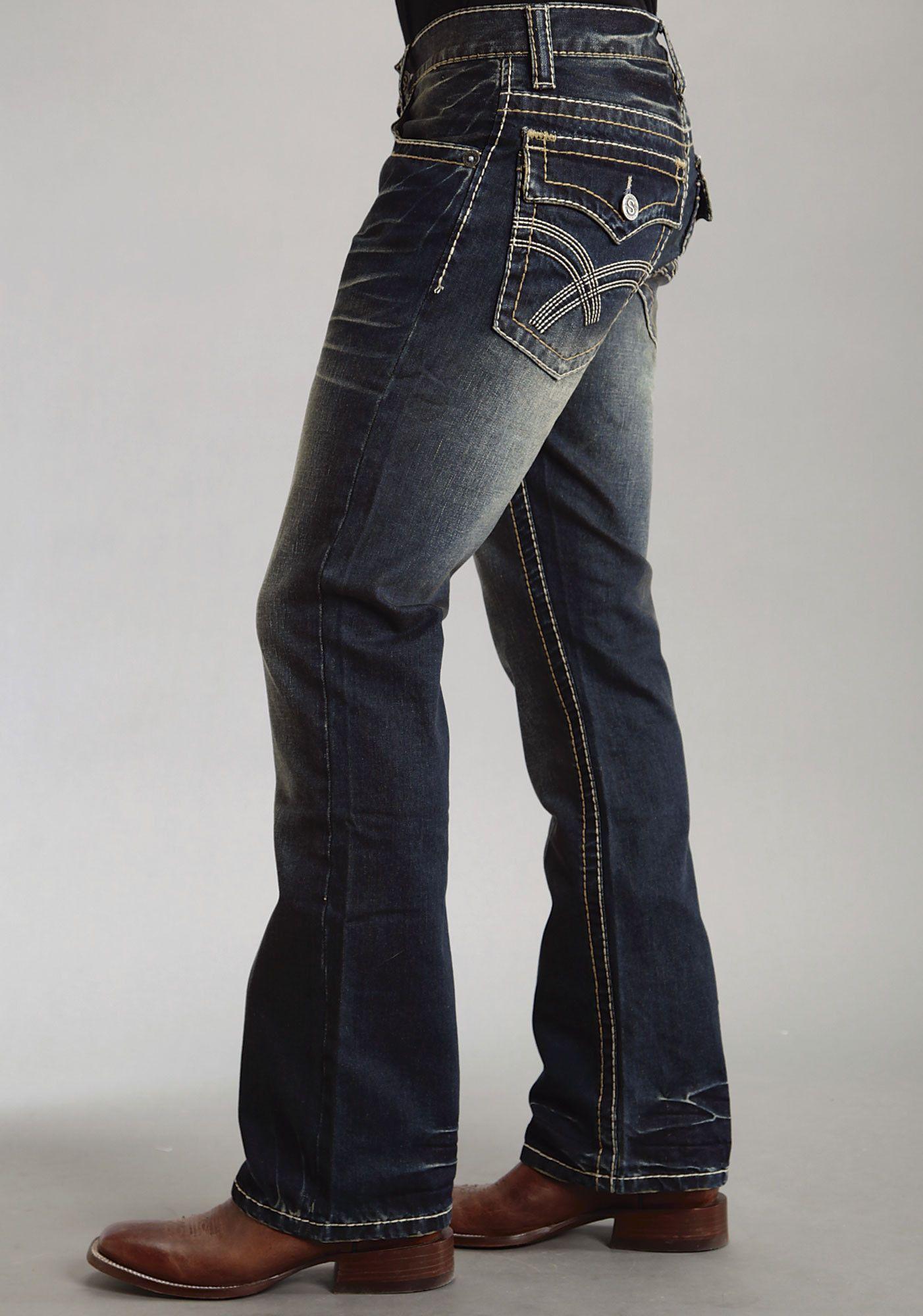 Diesel Bootcut Jeans Mens