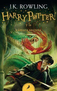 Harry Potter Y La Camara Secreta Harry Potter 2 Libros De Harry Potter Cubiertas De Libros De Harry Potter Harry Potter
