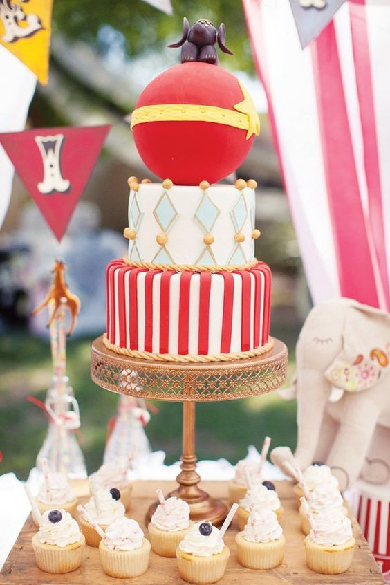 Mon Mariage Sur Le Theme Du Cirque Bienvenue Sur La Piste Aux Etoiles Mariage Com Deco Fete Foraine Decoration Fete Foraine Gateaux De Cirque
