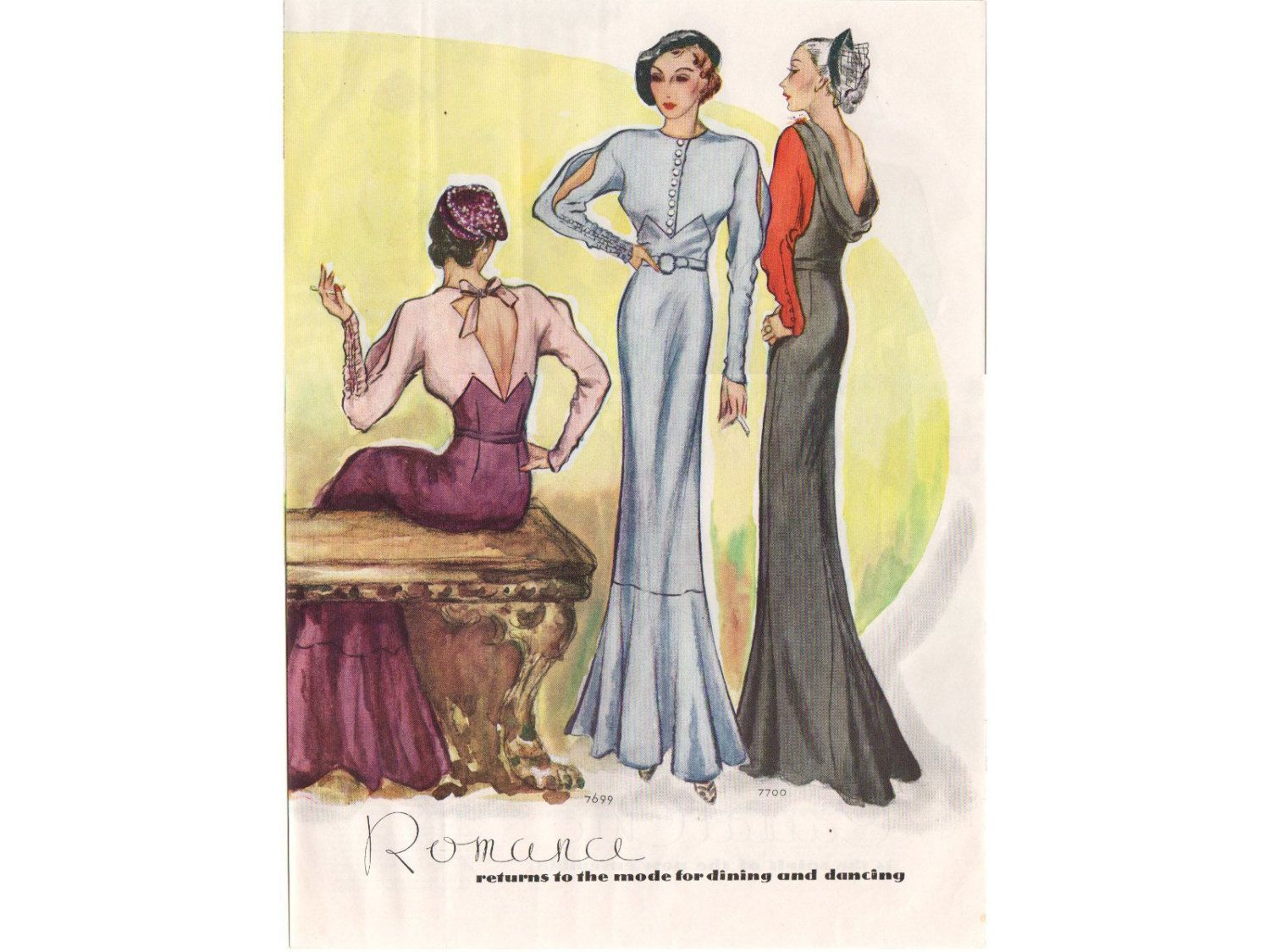 Mccall and in vintage sewing patterns pinterest