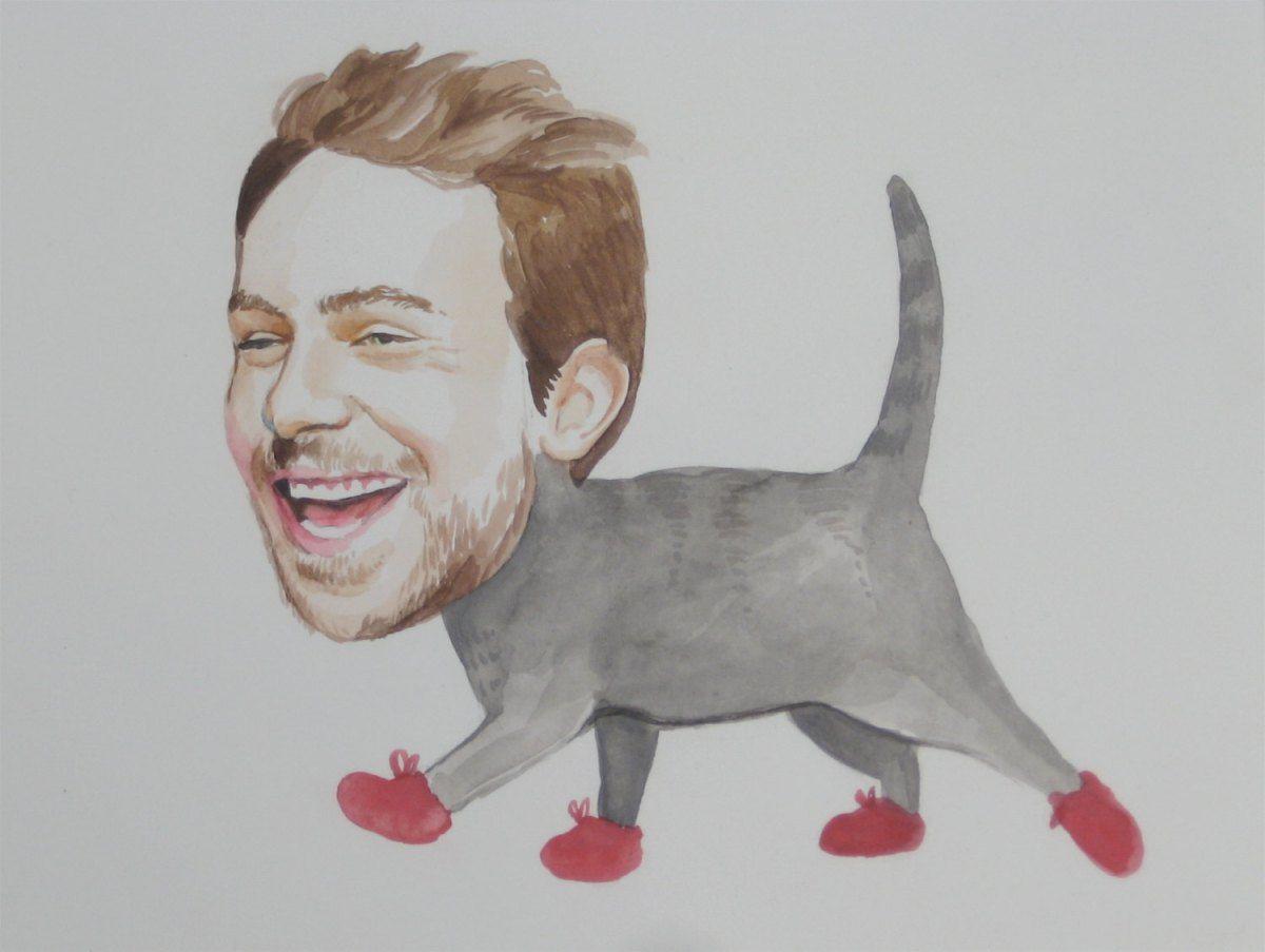 Iasip Charlie S Kitten Mittens Charlie Day Kitten Mittens It S Always Sunny In Philadelphia