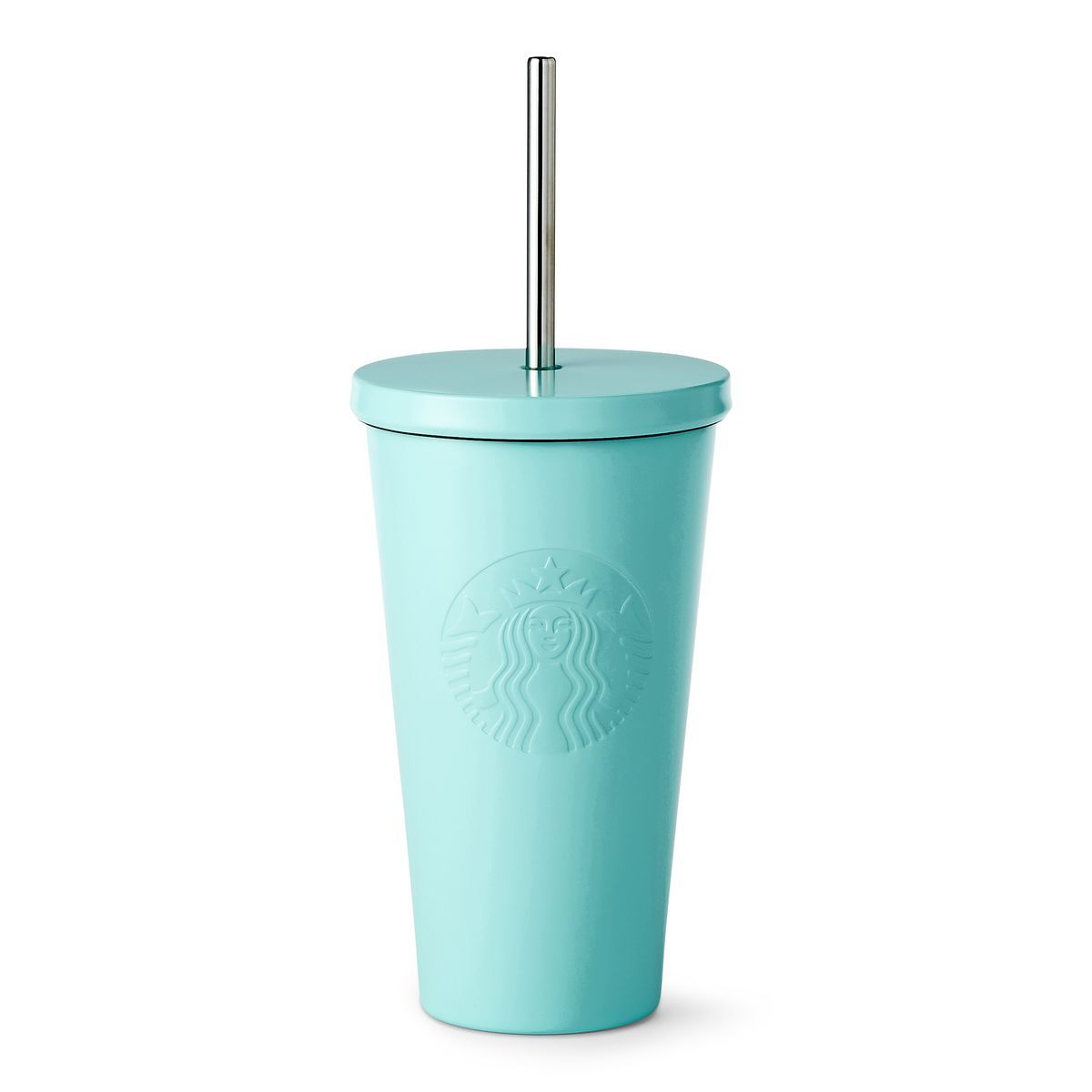 Stainless Steel Cold Cup Mint 16 Fl Oz Starbucks Bags