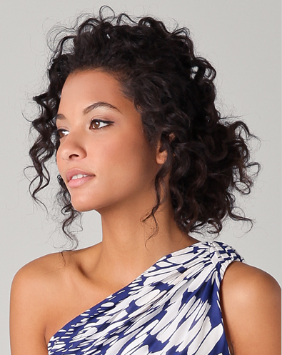 10 Amazing Wedding Hairstyles For Curly Hair Curly Hair Styles