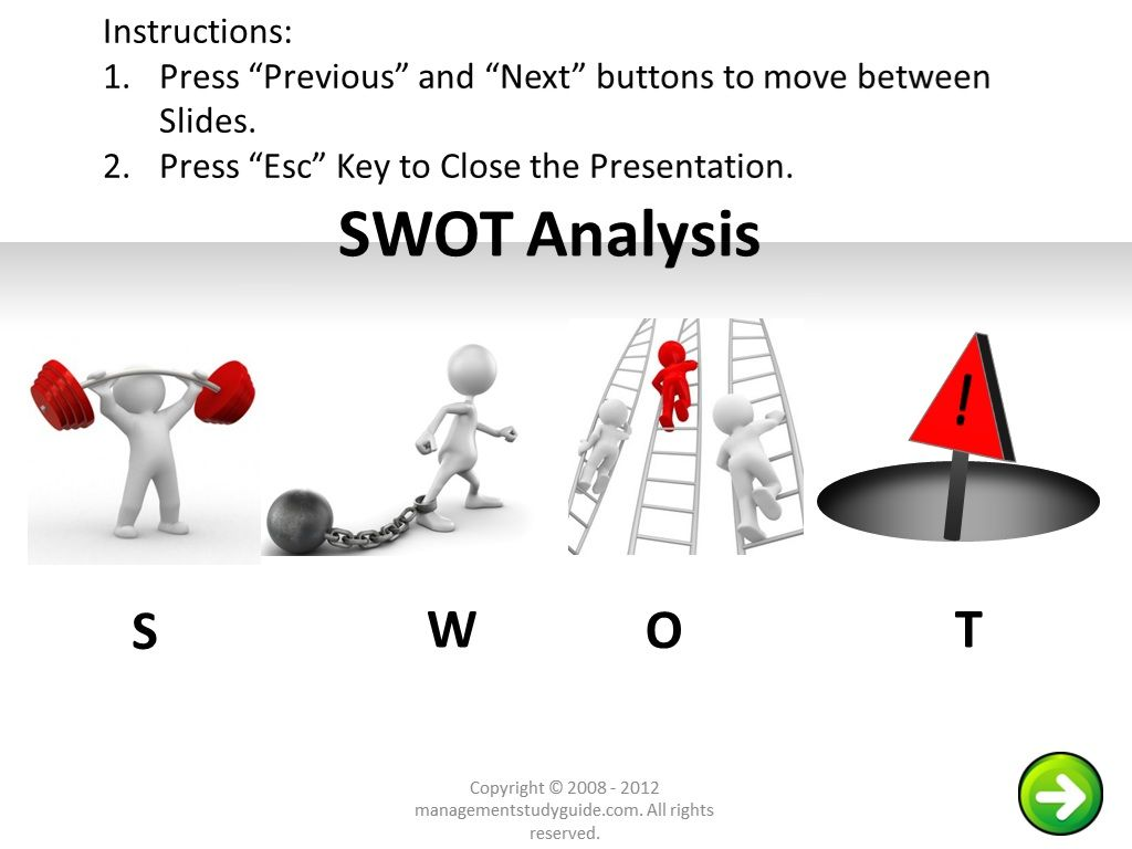 SwotAnalysisTemplate  Critical Thinking    Swot