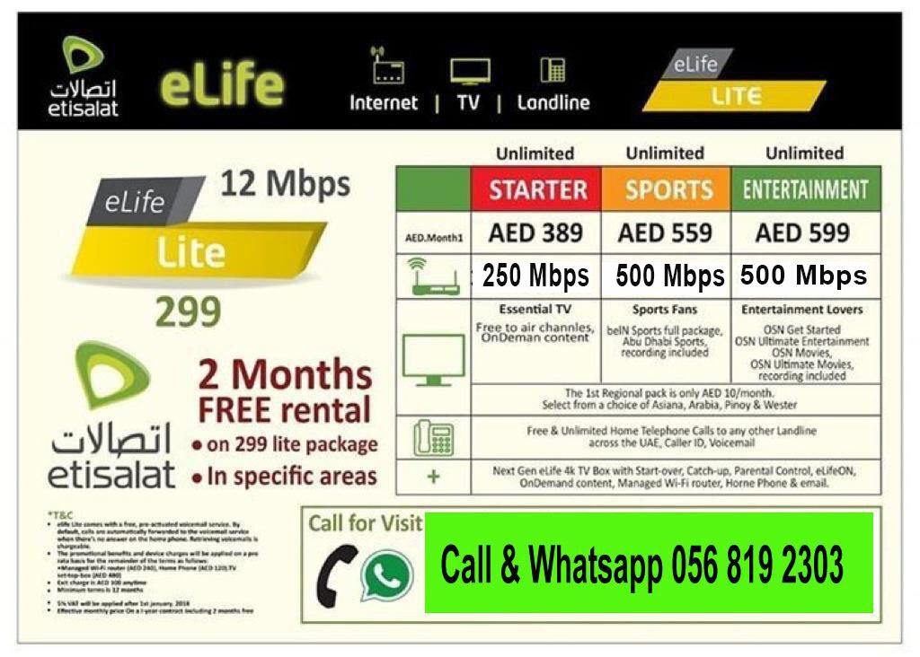 Wifi Service Plans >> Just Call Whatsapp 0568192303 For New Offers Latest