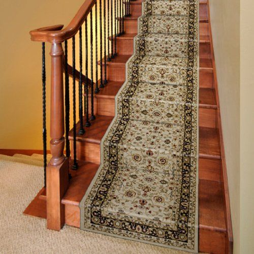 Best Amazon Com Turkish Stair Runners Ivory Carpet 400 x 300