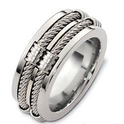 Mens Wedding Ring - so getting this for the hubby.