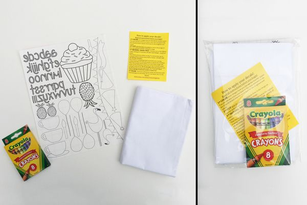 DIY KIDS PILLOWCASE ACTIVITY KITS! AWESOME BOREDOM BUSTER A Fun Way For Your Kiddos To Be Creative And Express Themselves! STARTING AT 59%OFF