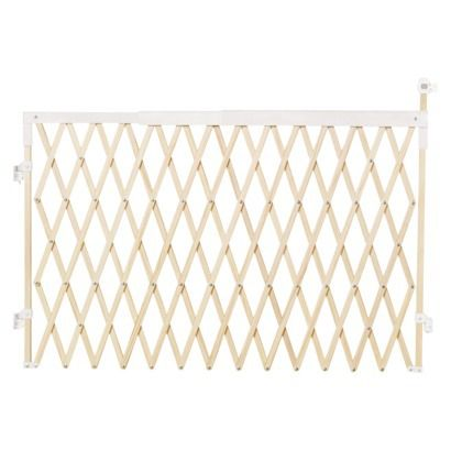 Munchkin WideSpace Expanding Safety Gate Expands up to 65\