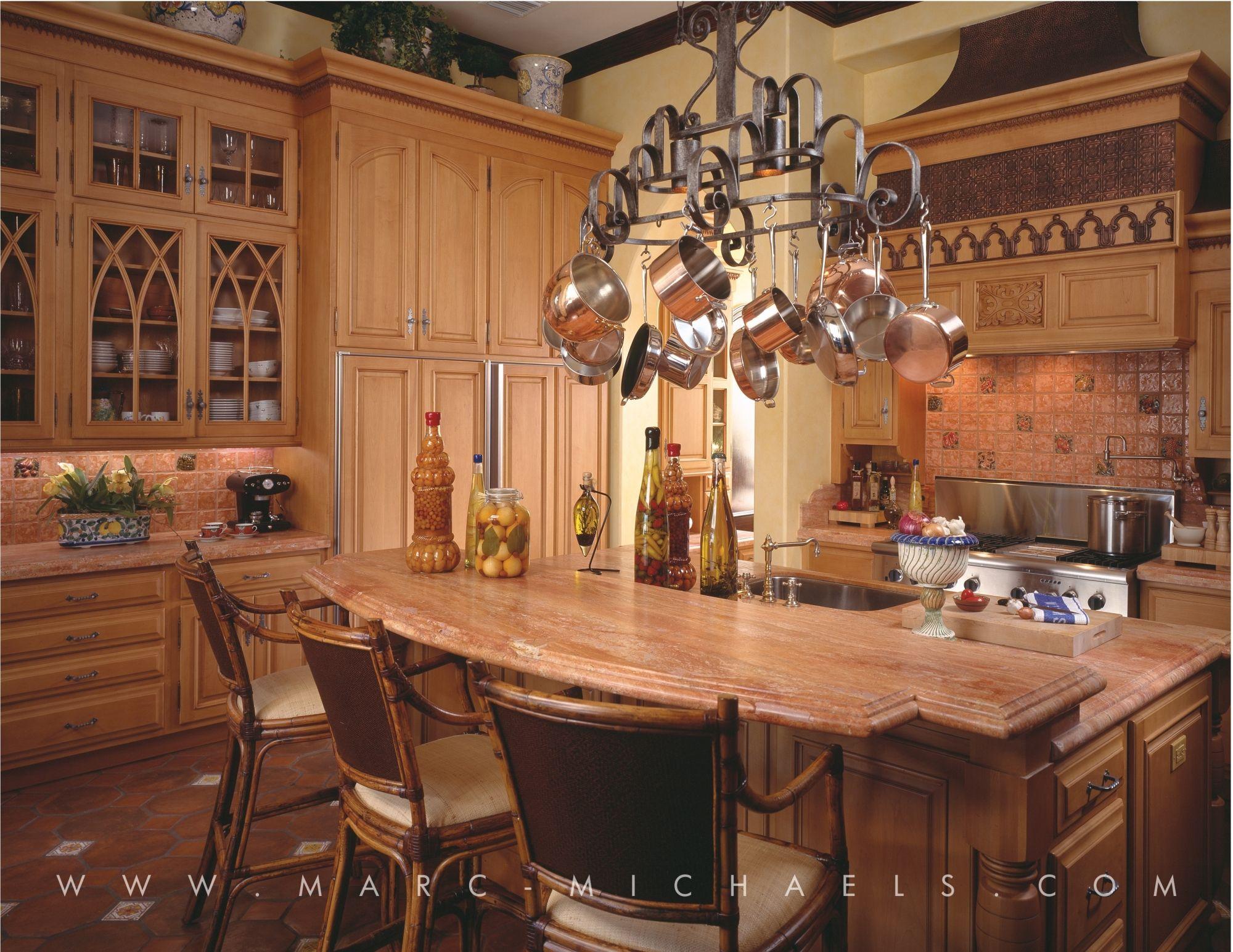 Best Images About Tuscan On Pinterest - Mediterranean kitchen design