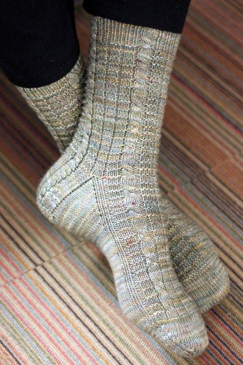 Smokestack Socks Tanis Fiber Arts Pattern Socks