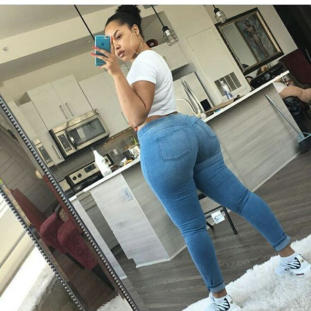 big booty instagram