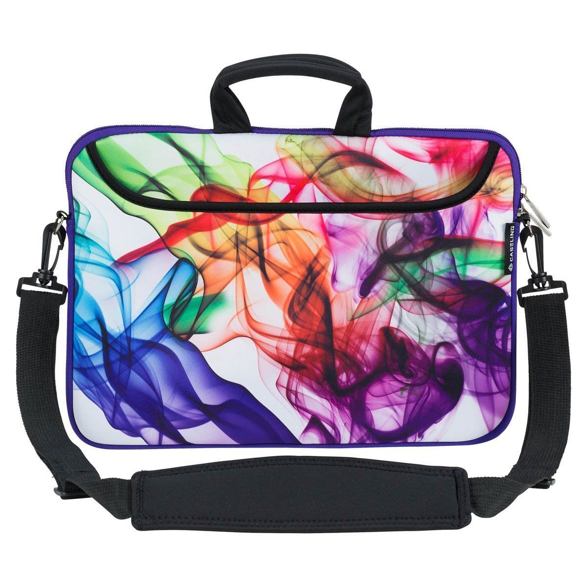 """13"""" 13 3"""" Laptop Pattern Bag Sleeve Carrying Case Shoulder Strap Pocket Computer…"""