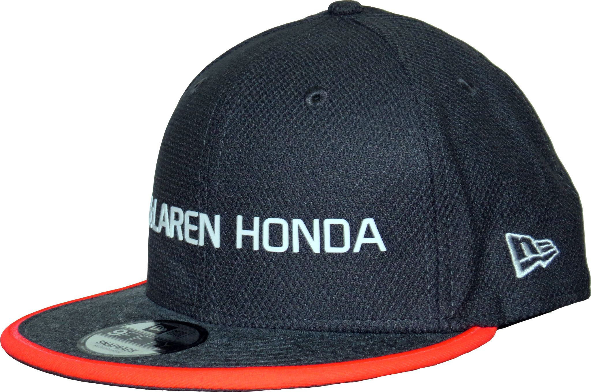 McLaren Honda Official Team New Era 950 Snapback Cap. Find this Pin and  more on Formula 1 ... 867fc81dc732