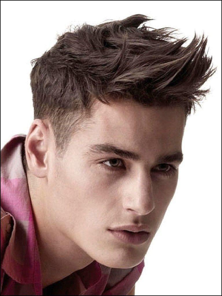 Men's pompadour haircut popular boy haircuts   hairstyles ideas  pinterest  popular