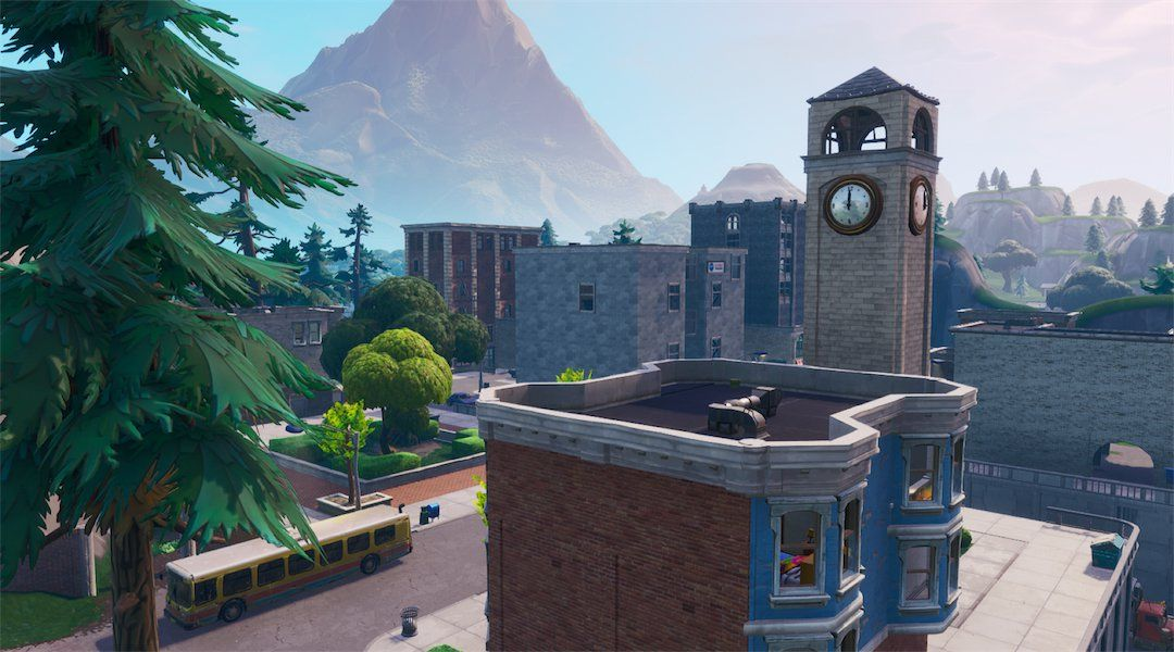 Fortnite Might Finally Destroy Tilted Towers https