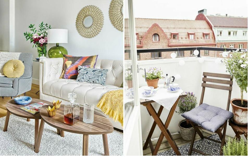 Superar el síndrome postvacacional decorando tu casa