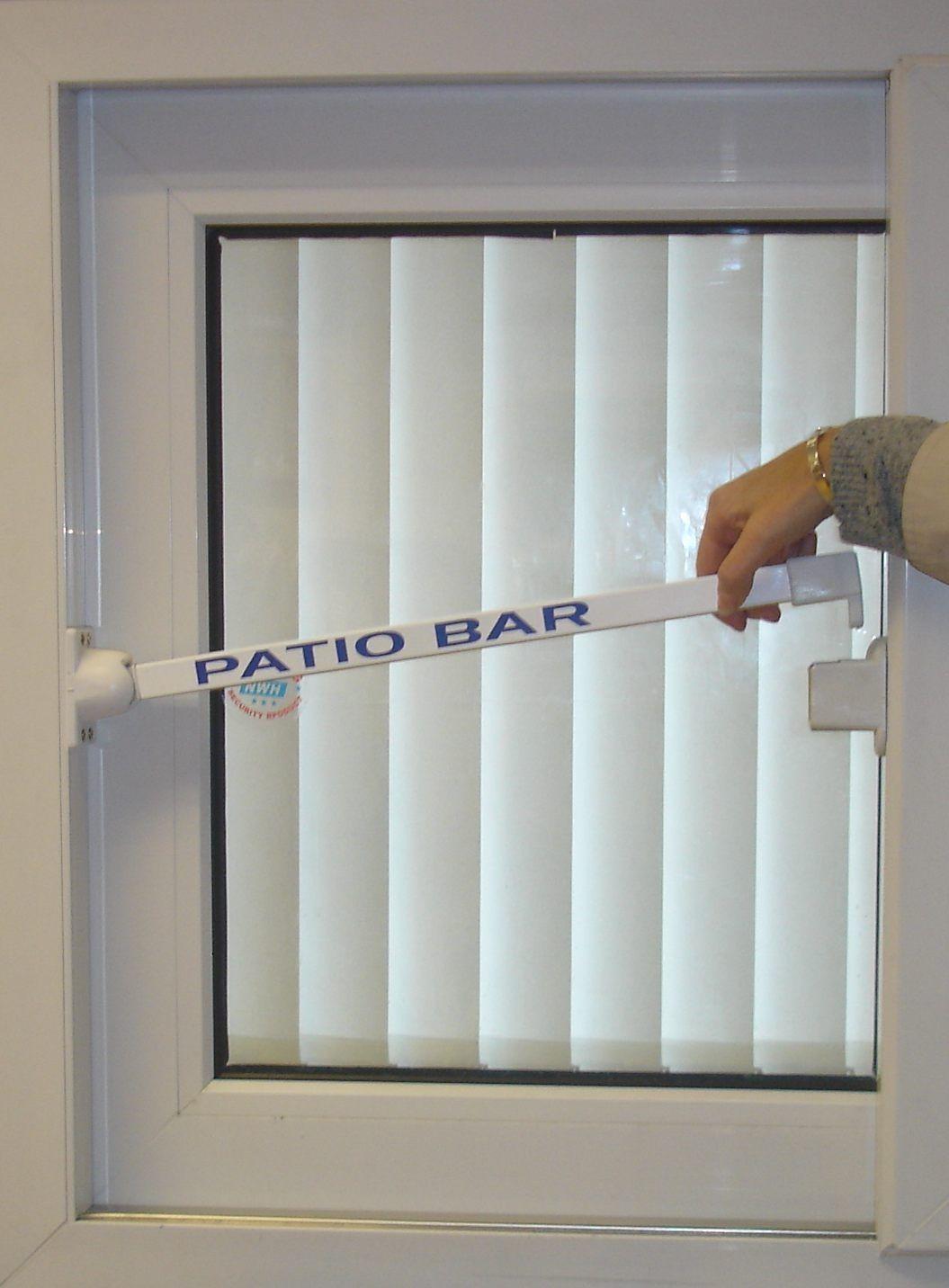 Best Sliding Glass Door Security Bar Doors Up Pinterest