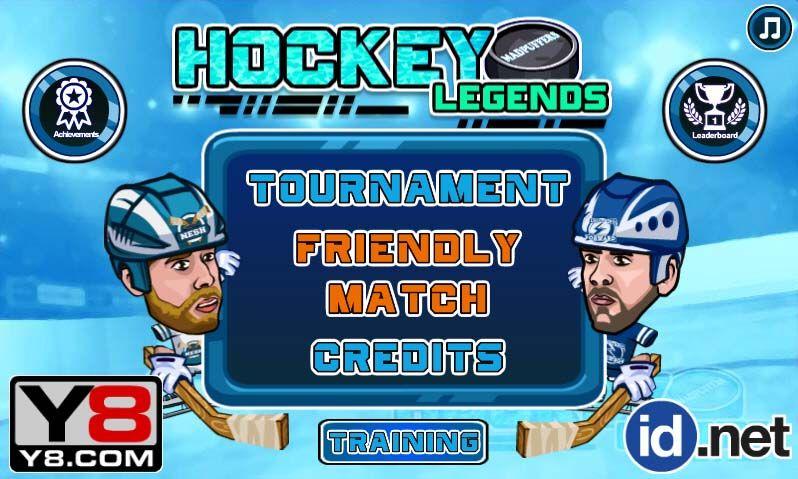 Hockey Legends Games Football Challenges Basketball Plays Hockey