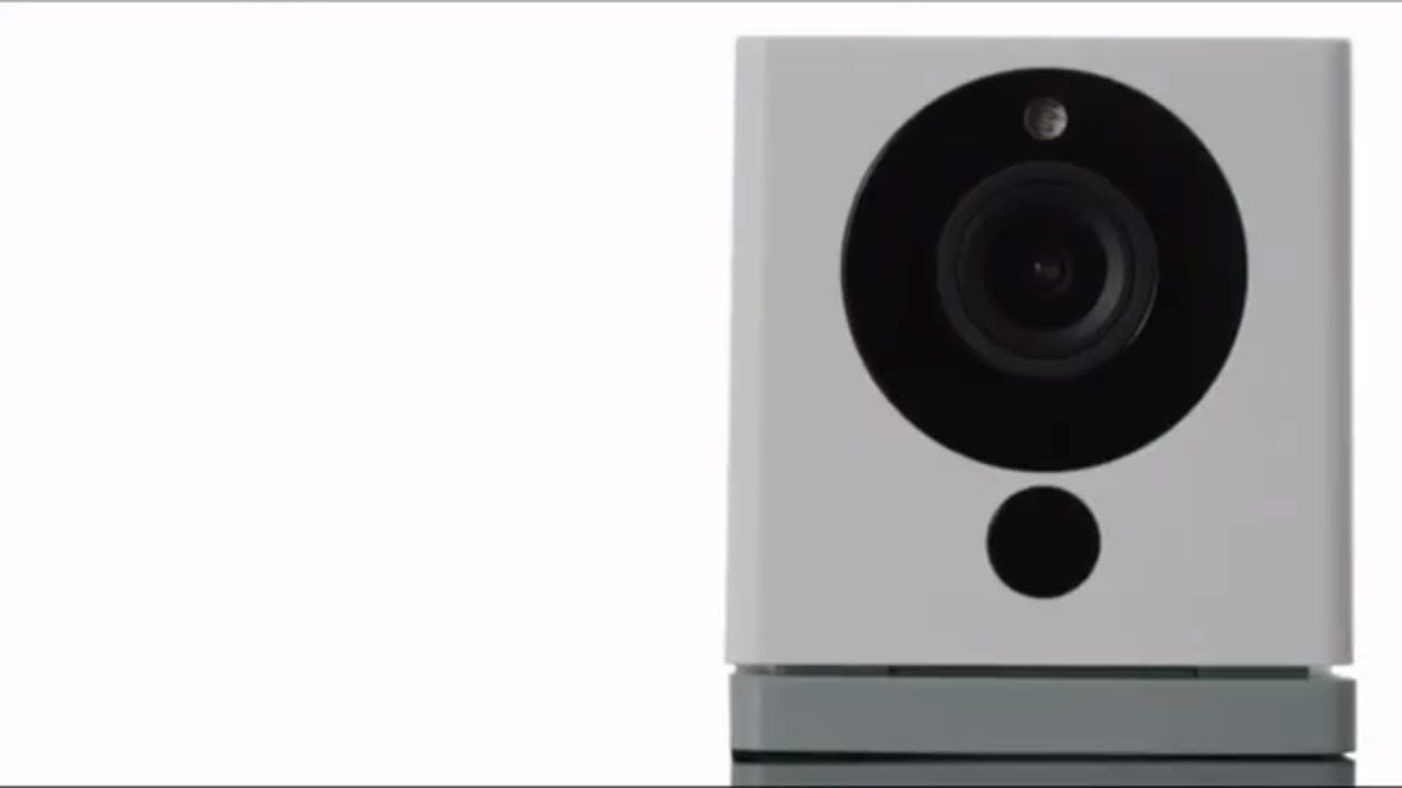 Wyze Cam 1080p Hd Indoor Wireless Smart Home Camera With Night Vision With Images Home Camera Home Automation