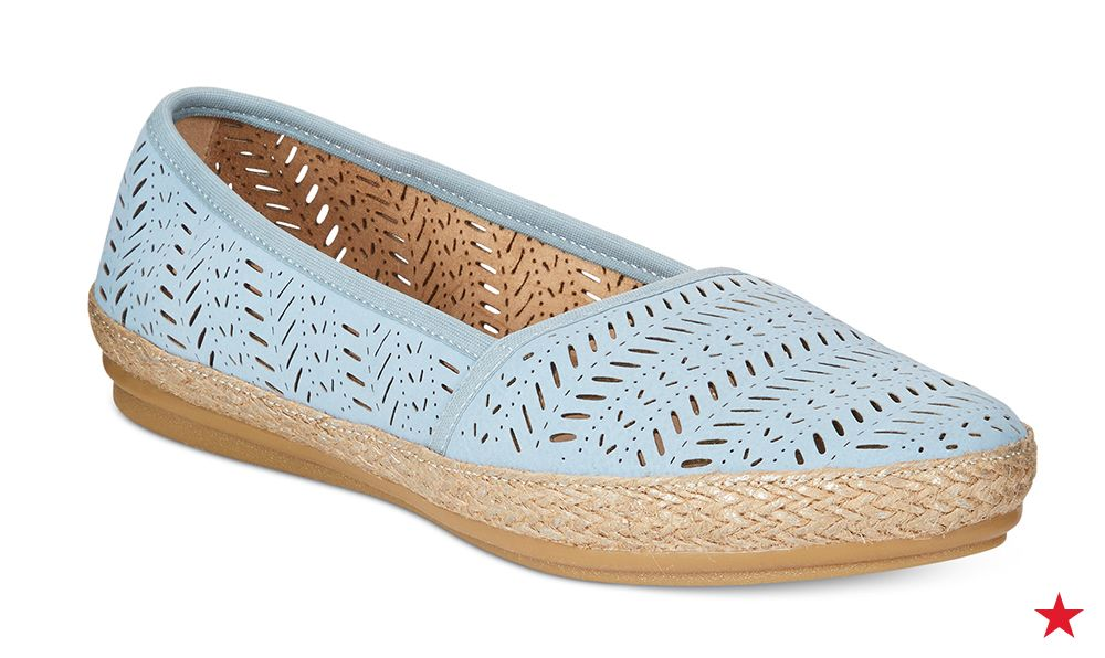 2bb78491985ec Shop Easy Spirit Gannet Flats online at Macys.com. Pantone 2016, Pantone  Color
