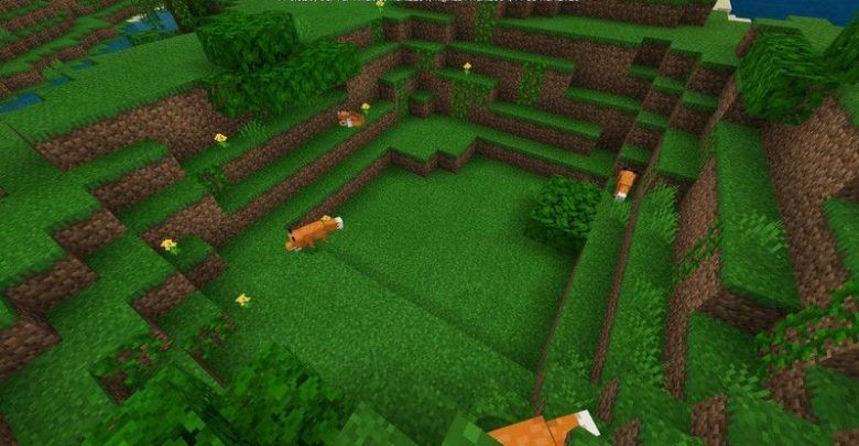 How to Tame a Fox in Minecraft in 2020 Fox breeds, Pet