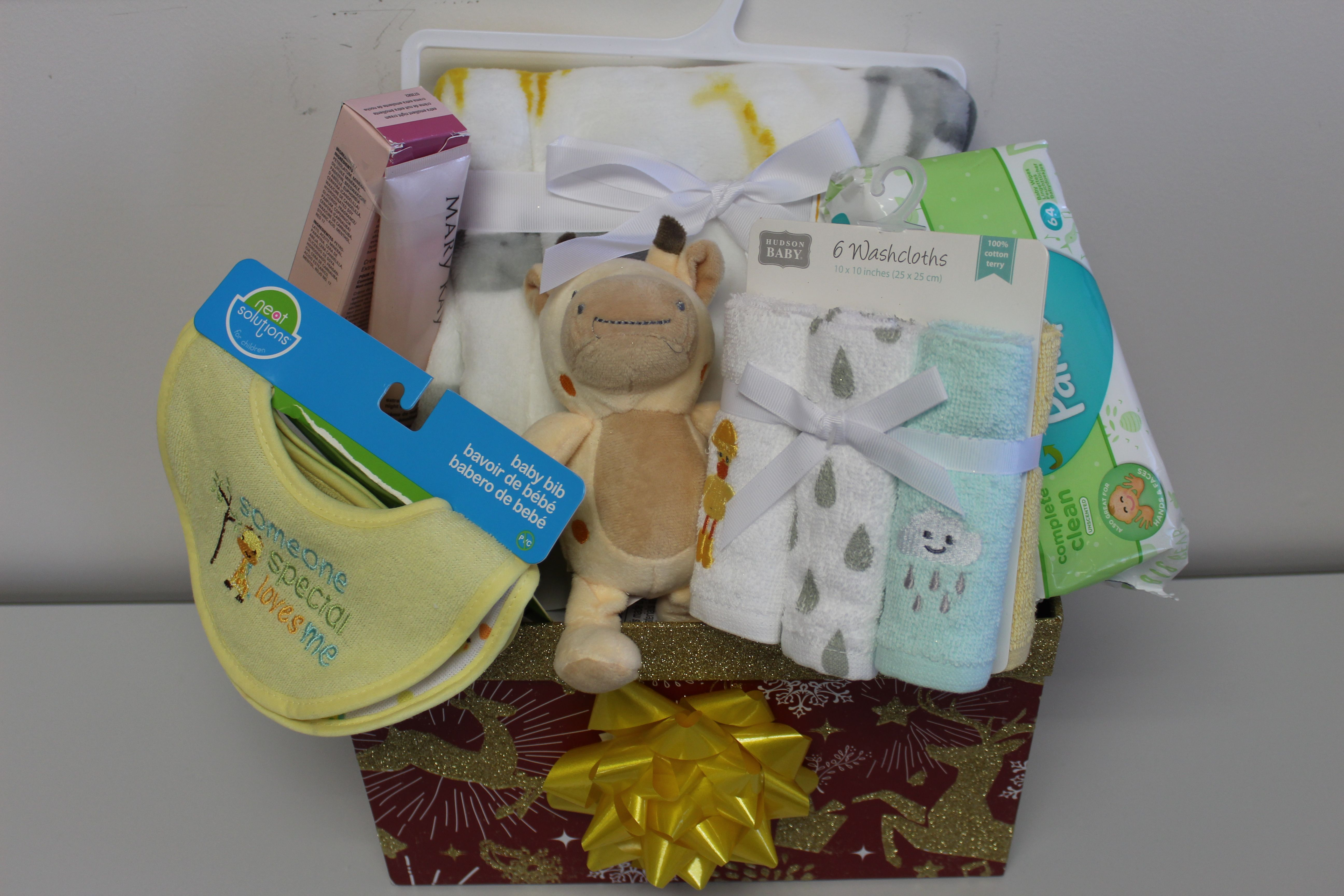 Gift basket of the day the baby boo basket boo gift