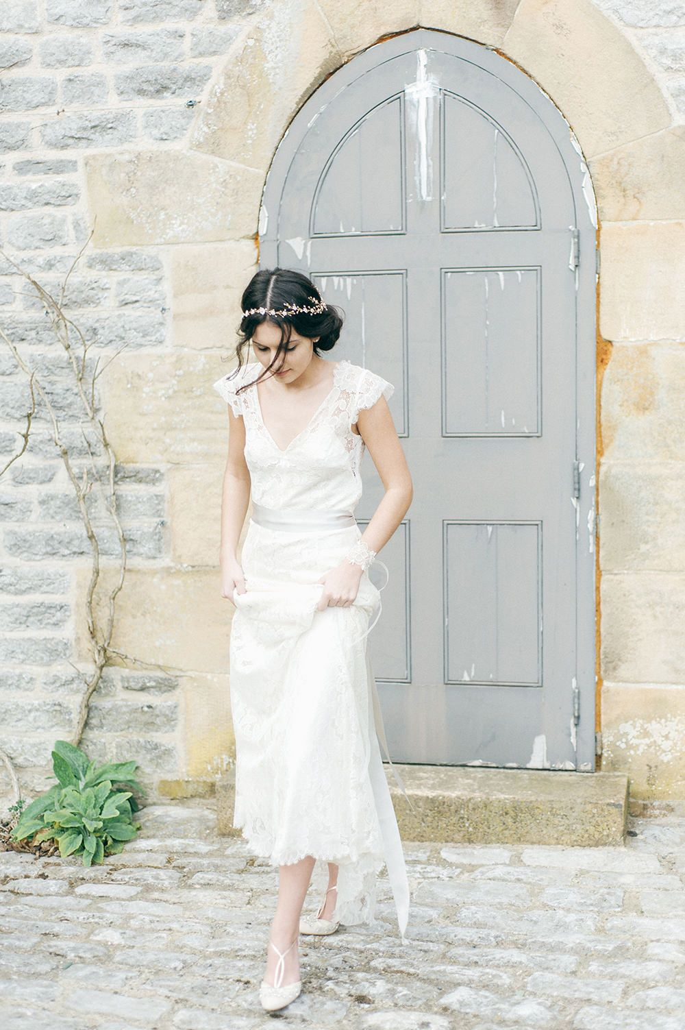 Rustic ethereal french chateau inspiration shoot london shoes images by emma pilkington photography rustic ethereal french chateau inspiration flowers by swallows and ombrellifo Images