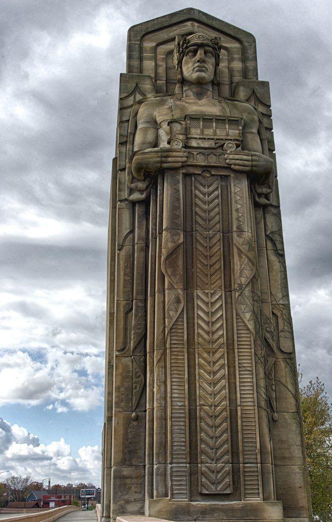 Guardian Of Transportation Study 1 Architectural Sculpture Art And Architecture Art Deco Architecture