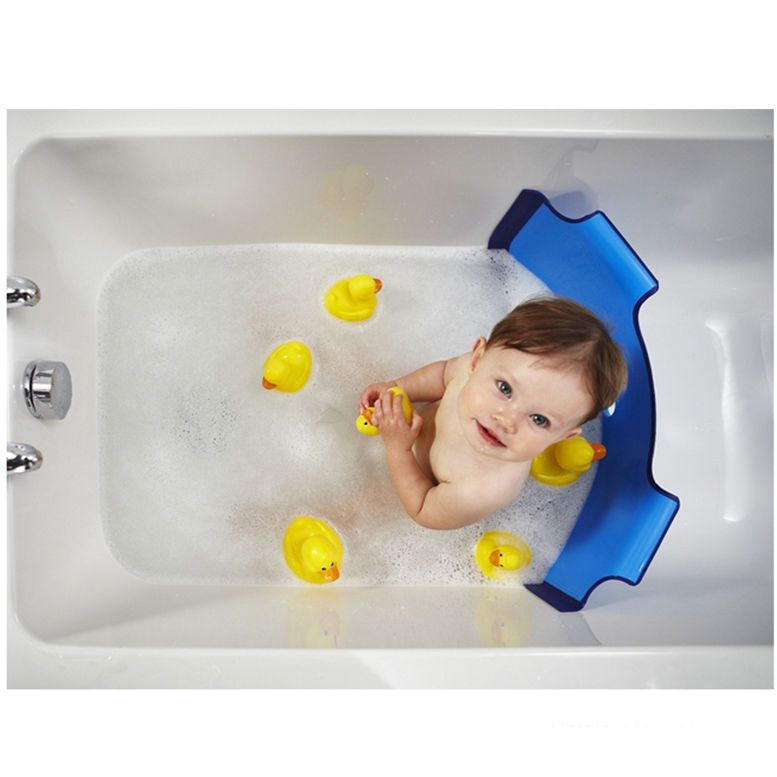 BabyDam for bath newborn to Toddler Tub Baby Dam bathtub children ...