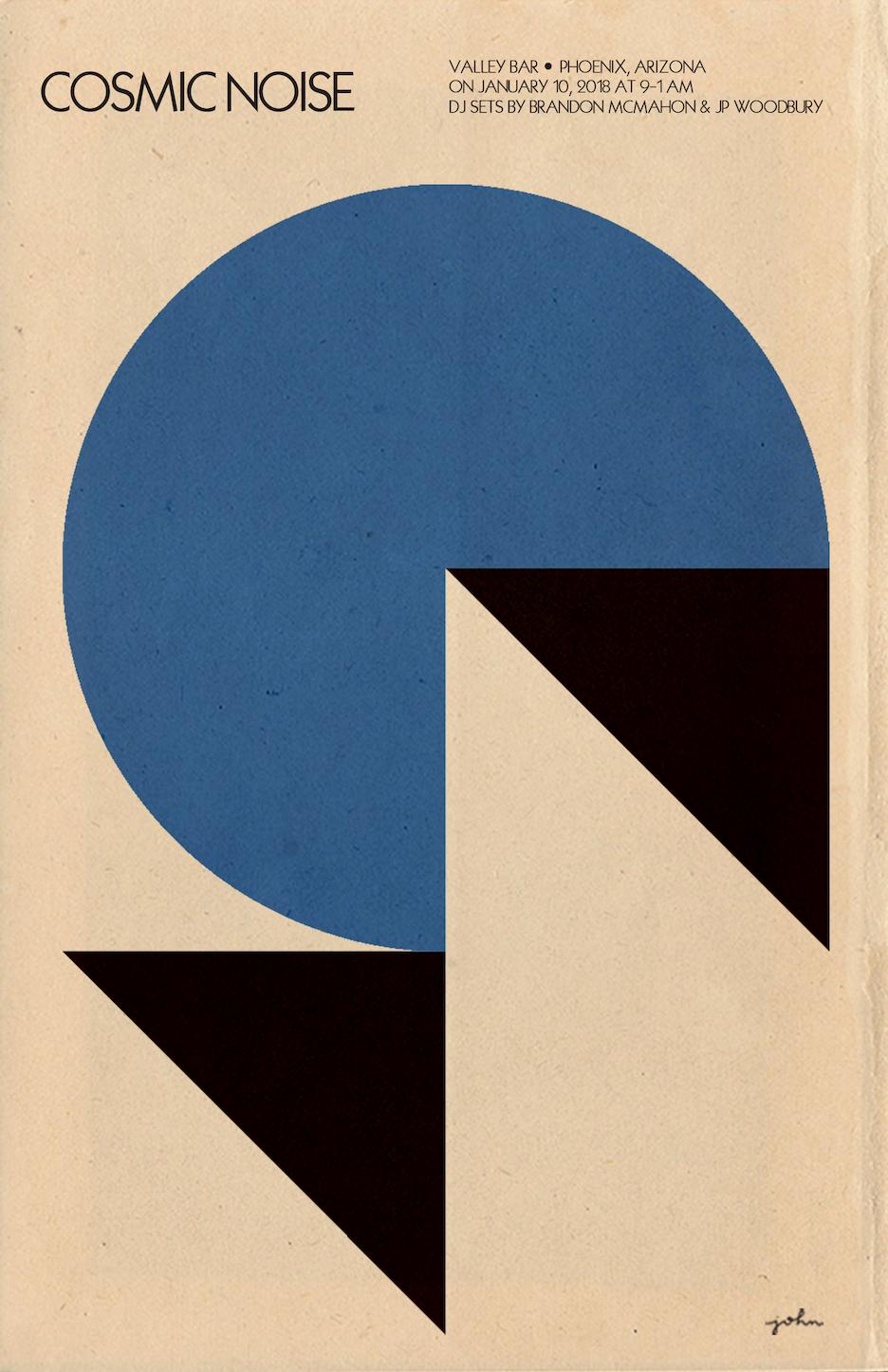 topmatter poster for brandon mcmahon jason woodbury art in