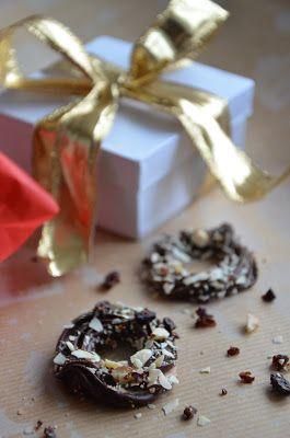 Eten met Emma!: Kerstkransjes met cadeauverpakking!