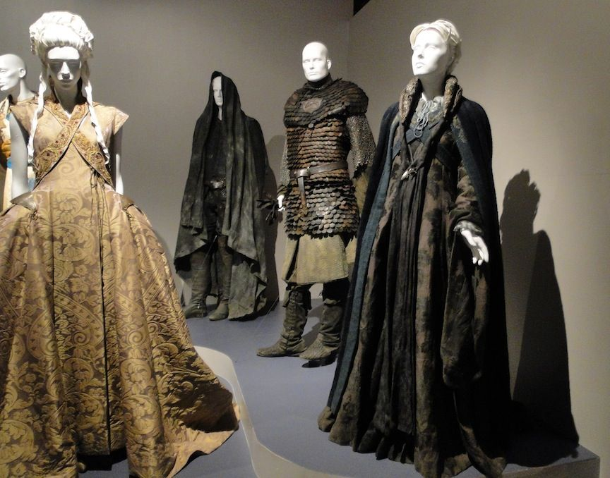 Outstanding Costumes For A Series Game Of Thrones Walk Of Punishment Hbo Costume Designer Michele Clapton Assistant Co Beautiful Costumes Old Dresses Got Costumes