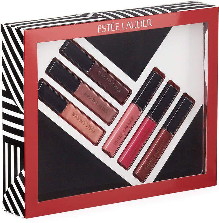 4c9d80adfebc0 Estee Lauder Shine on Pure Color Envy Sculpting Lip Gloss Set  beauty   makeup  shopping  deals