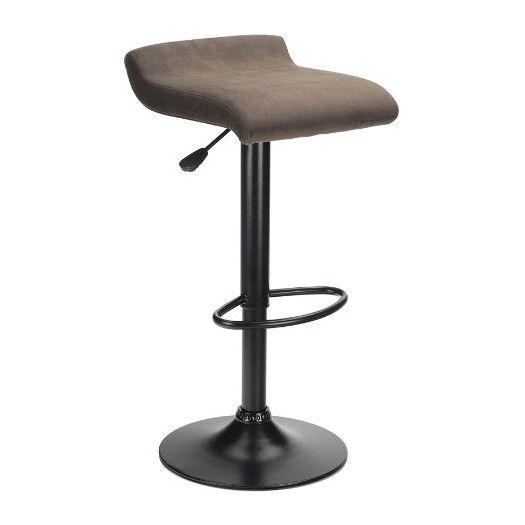 Luxury Home Marni Adjustable Heigt Bar Stool | AllModern
