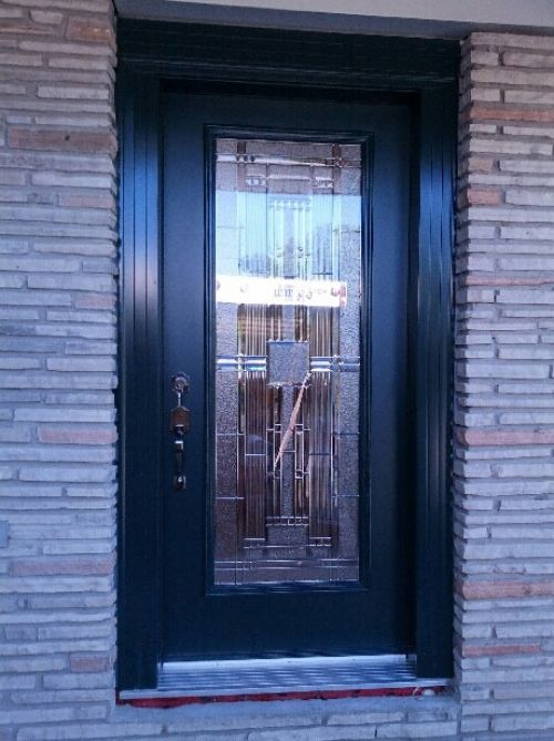 Fiberglass Wood Front Entry Doors Toronto On Doors Pinterest