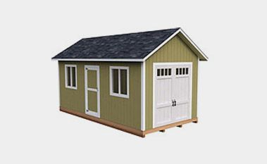 Build You Small Shed With These Plans