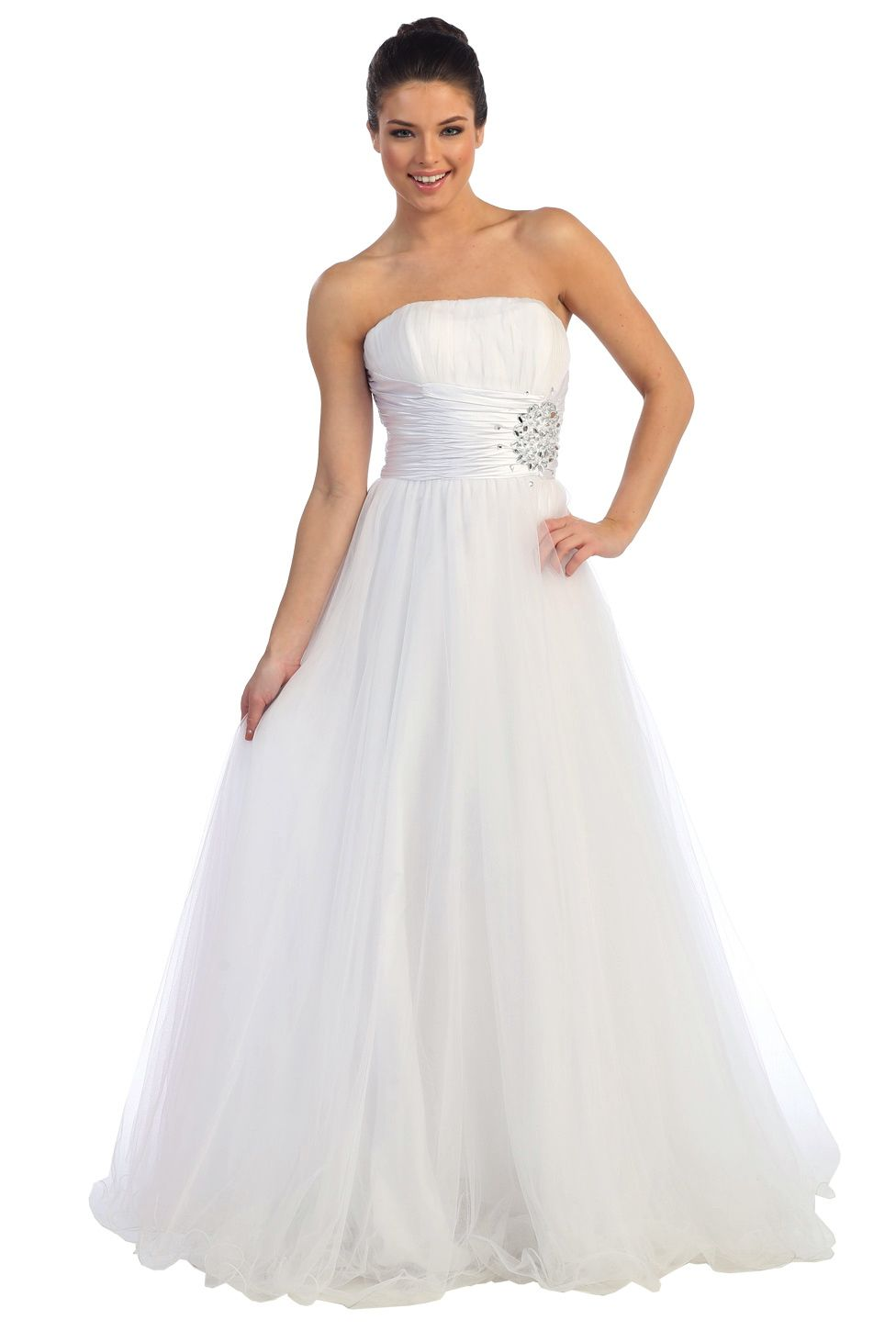 Evening DressWedding Dress under $1508293Split from Ordinary!