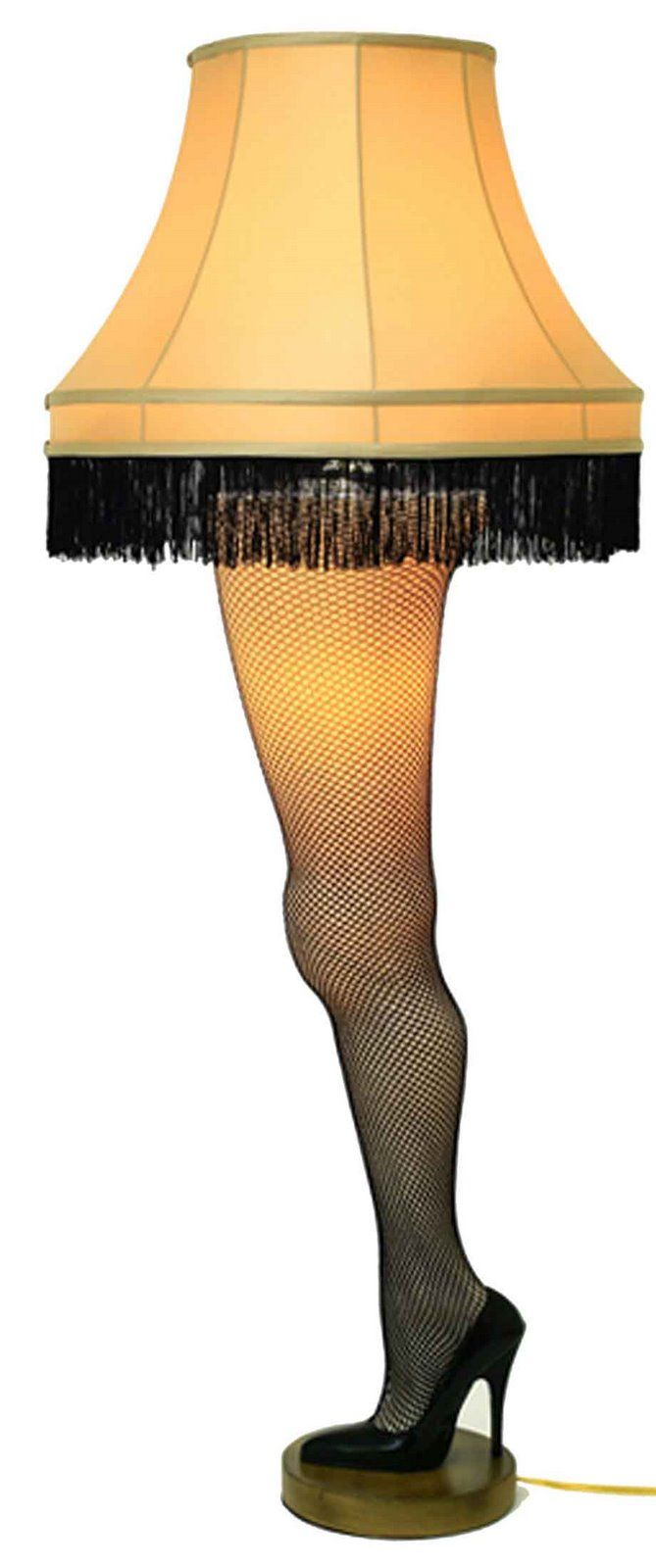 A Christmas Story Leg Lamp!