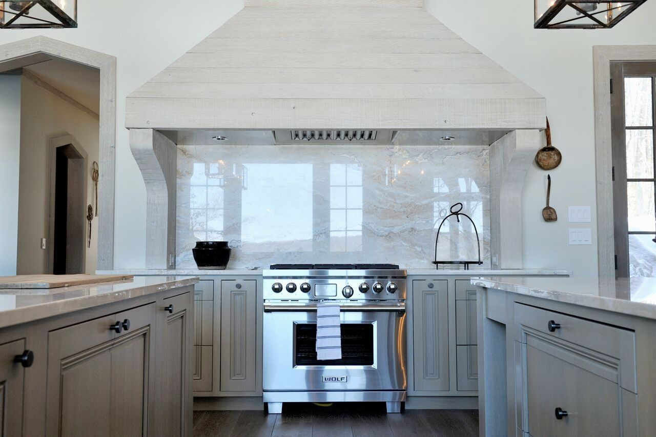 How incredible is this cooking space? We can\'t get enough of it ...