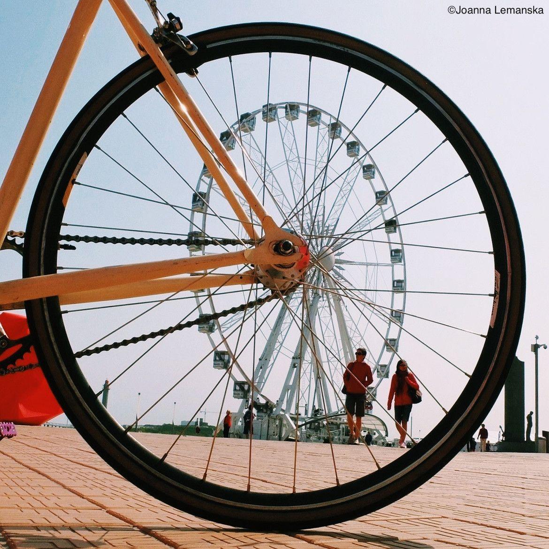 Fotografía Dupla roda de Joanna Lemanska na 500px