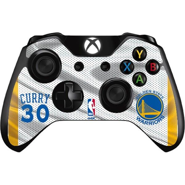 15dfd8f7cbf7 Stephen Curry Golden State Warriors Jersey Xbox One - Controller Skin.  Available as a case or skin for multiple devices