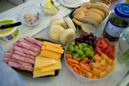 Easy cold lunch ideas for your homeschool finger foods lunches easy cold lunch ideas for your homeschool forumfinder Gallery