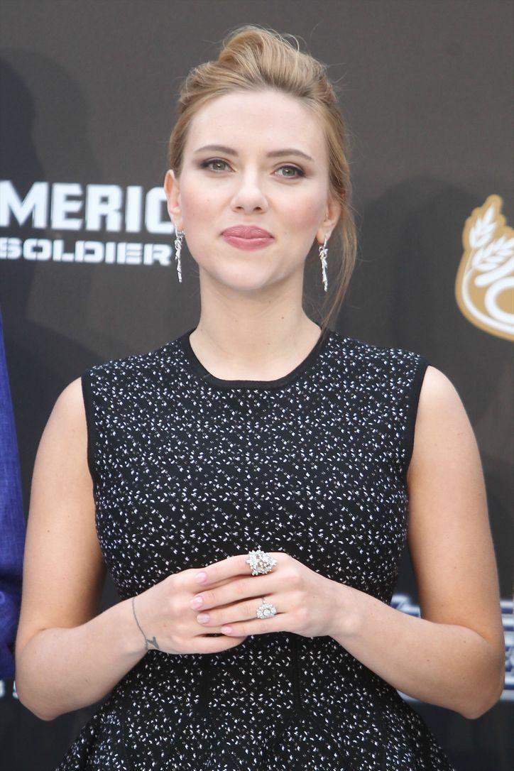 French Braid? Yawn. Scarlett Johansson Wore THIS Braid
