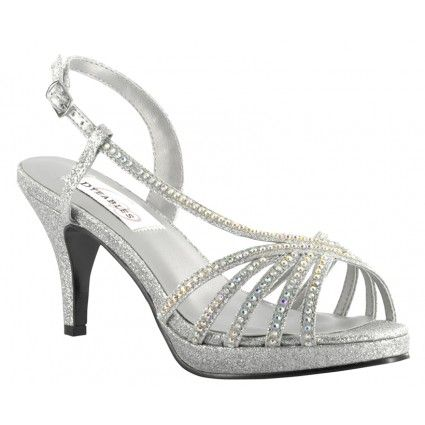 http://www.bellissimabridalshoes.com/bridal-shoes/silver-wedding ...