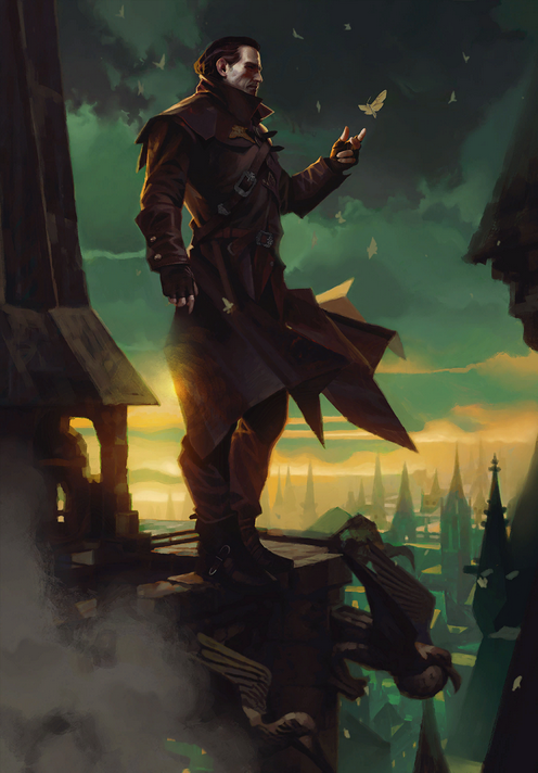 Dettlaff Van Der Eretein The Witcher 3 Wild Hunt Gwent Card