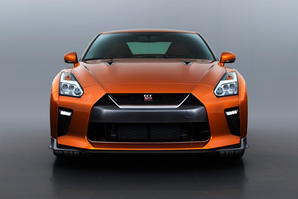 Nissan Gtr 2017 2018 Best Car Reviews