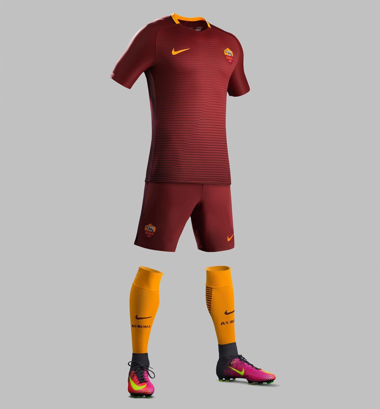 Roma Shirt Nike Herren A.s