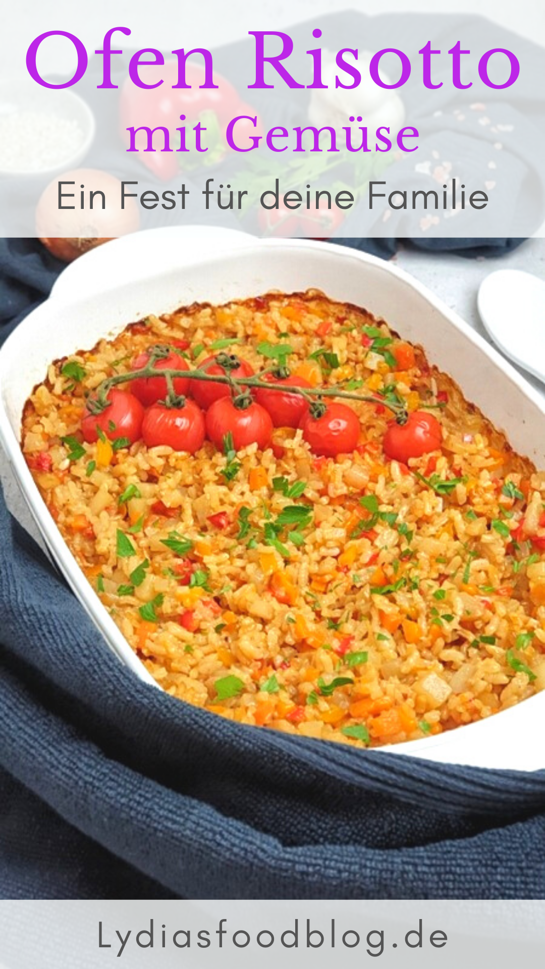 Photo of Oven risotto