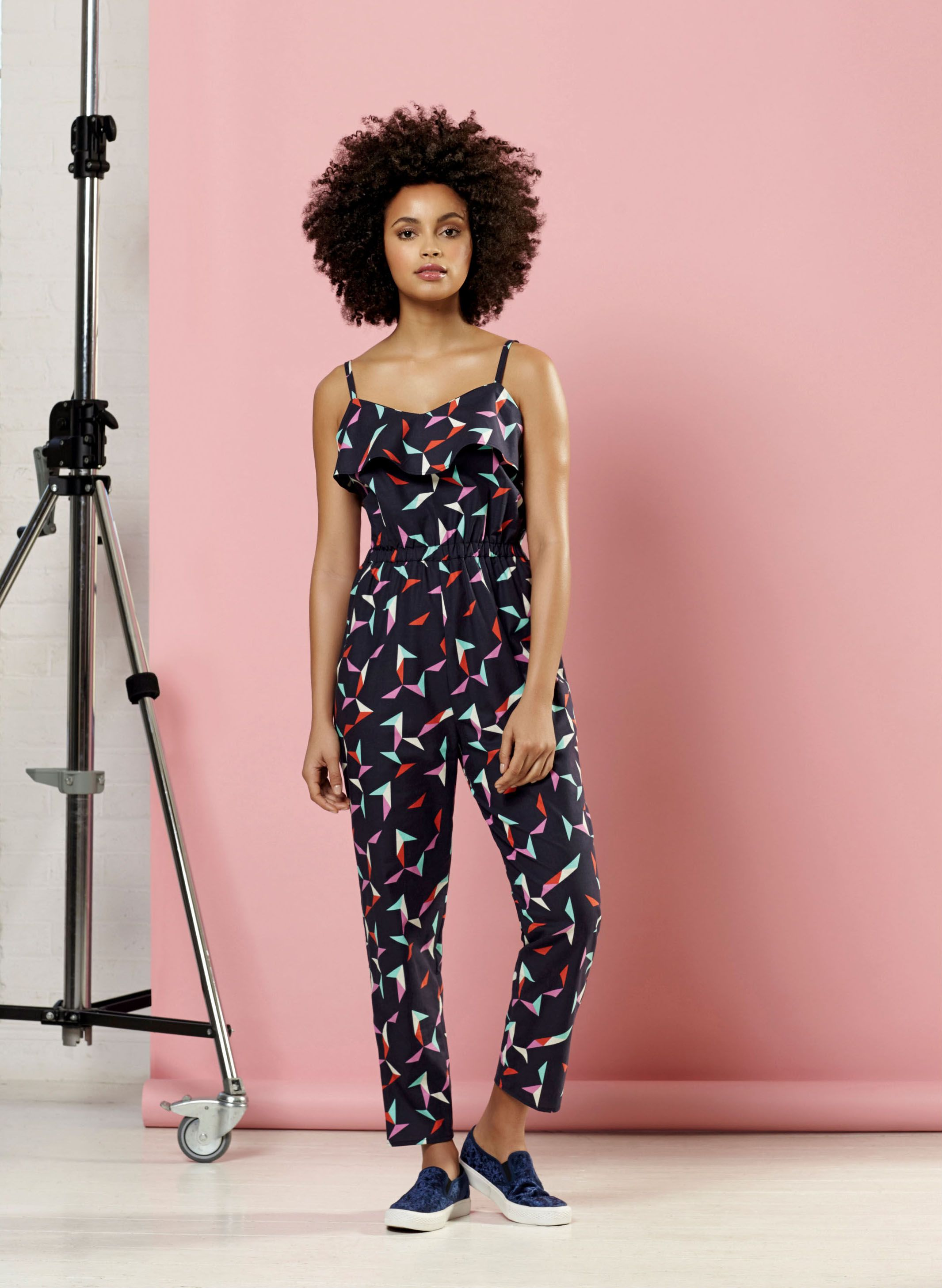 Jumpsuit from The Great British Sewing Bee: Fashion with Fabric by ...